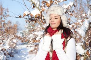 Hautprobleme im Winter – Ursachen und Symptome
