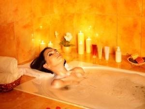 Der Artikel gibt Tipps um das Eigenheim zur Wellnessoase zu verwandeln.