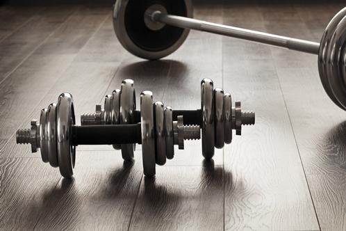 Inhalt des Artikels ist das Muskeltraining für Hardgainer.