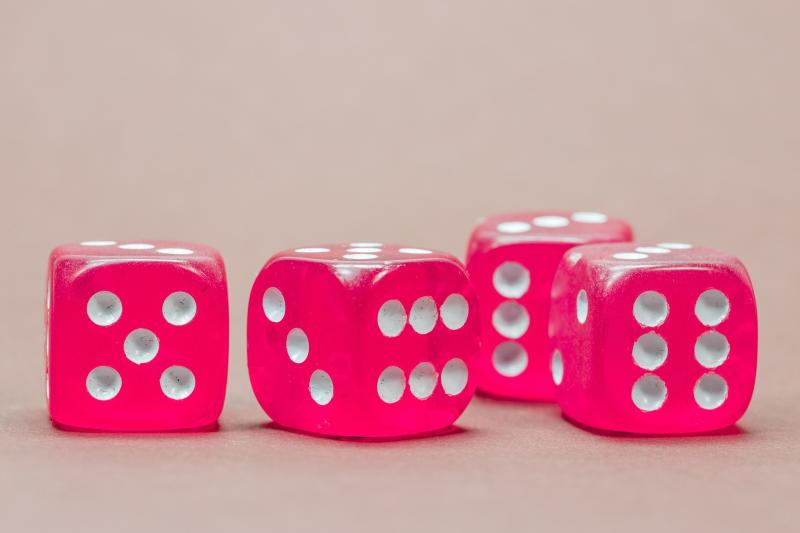 Casinos und Stress: Effekt von Glücksspiel auf Suchtgefährdete