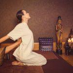 Passives Yoga und Tiefenentspannung mit Thai-Massage